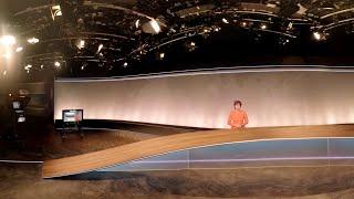 Die Rundschau in 360 Grad - Hinter den Kulissen
