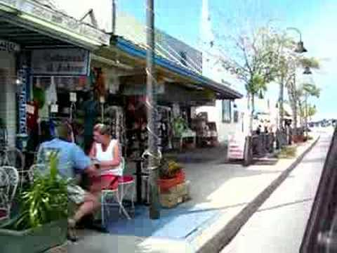 The Sponge Docks Tarpon Springs Florida Youtube