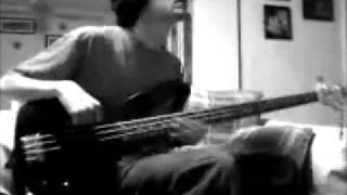 The Used - Say Days Ago (Bass Cover)