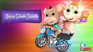Happy Ganesh Chaturthi   Ganesh Chaturthi Status   Funny Cartoon For Kids