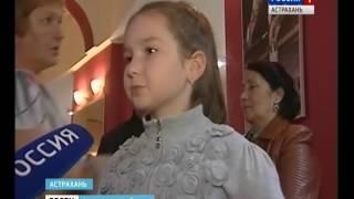 видео Всё о жизни Астраханского цирка.