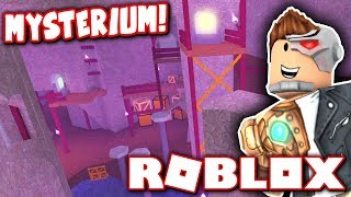 NEW MYSTERIUM MAP UPDATE!! (Roblox Flood Escape 2)