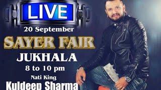 Kuldeep Sharma live show
