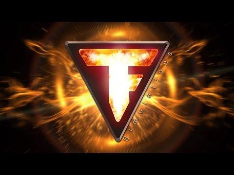 Team Fusion Simulations - Gladiator MK.II Cockpit in-game footage