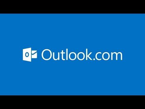 Como criar uma conta no Outlook/Hotmail 2017