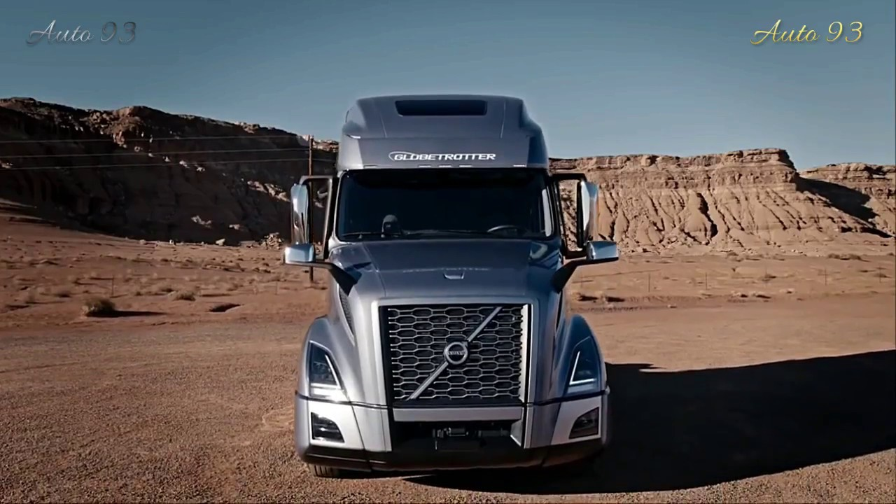 2018-2019 volvo vnl globetrotter new models - youtube