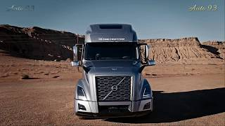 2018-2019 Volvo VNL Globetrotter New Models