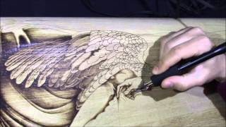Pyrography Project 61