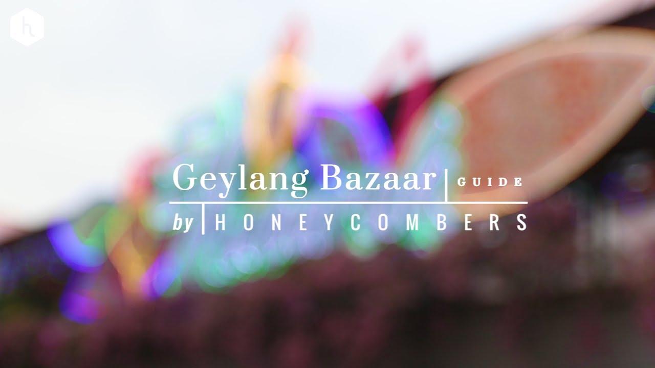Why the Geylang Serai Ramadan Bazaar 2017 has lost touch