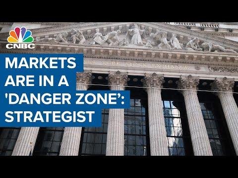 Markets are in a 'danger zone': B. Riley's Mark Grant