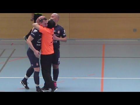 FC La Chaux de Fonds -  FC Deportivo Futsal, les highlights