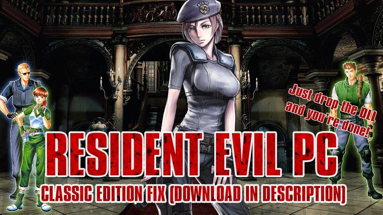 Resident Evil Classic REbirth – The Apple of Eden