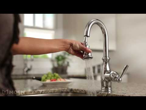 moen-brantford-single-handle-pull-down-bar/prep-faucet