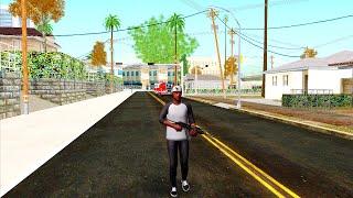 Novas animações realistas para GTA SA 2015