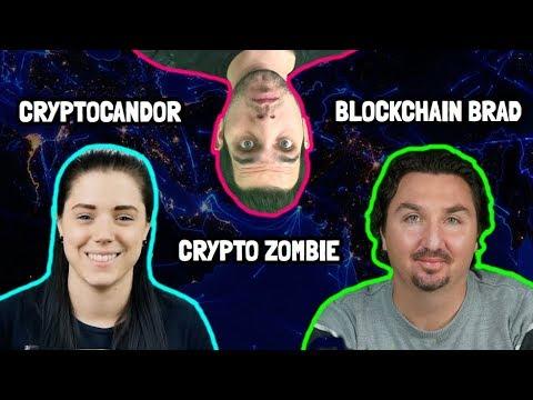 CryptoCandor & Blockchain Brad LIVE Stream | Cryptocurrency Chat $BTC $NEO $ICX $ONT $ELA $ADA $ACT