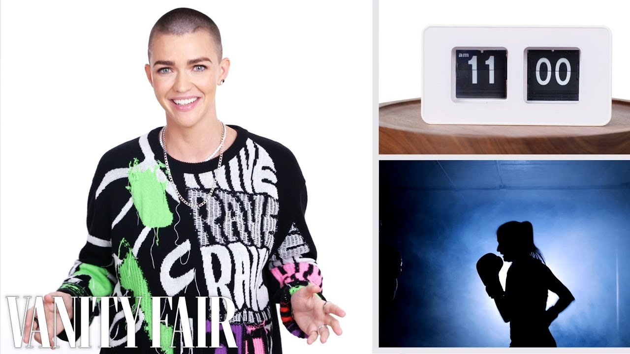 Everything Ruby Rose Does In a Day | Vanity Fair