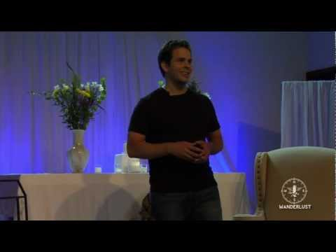 """Use EFT To Clear Patterns of Self-Sabotage"" Nick Ortner at Wanderlust's Speakeasy"