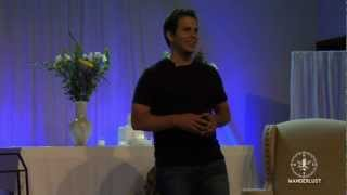 """Use EFT To Clear Patterns of Self-Sabotage"" Nick Ortner at Wanderlust's Speakeasy"