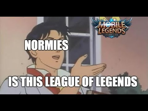 Funny Meme League Of Legends : Mobile legends meme compilation funny ml photo comp montage