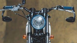 Yamaha XS650 2018 New