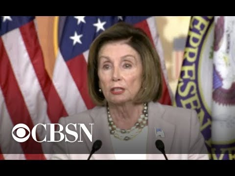 Pelosi says impeachment is about truth, not a timeline