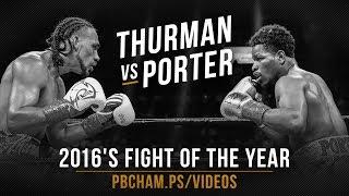 Thurman vs Porter Full Fight Preview: June 25, 2016 - PBC on CBS