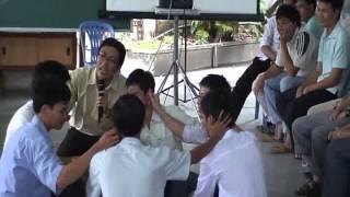 Cuộc thi Hồn tông đồ - Nhóm  7 : dạy học cho trẻ khiếm thị