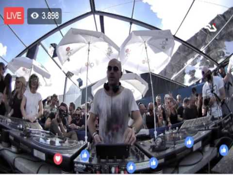Sven Väth -  Cocoon at Caprices Festival 09.04.2017