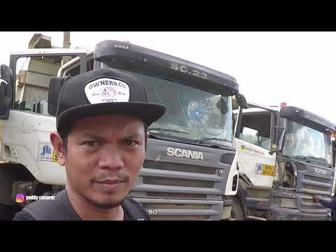 Driving SCANIA P380 Extra Loud Engine Sound  Part 1 [01] Cabin View [mobilisation]