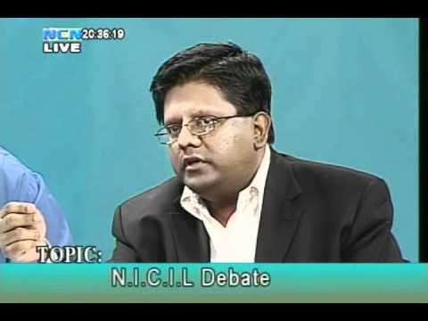 N.I.C.I.L Debate