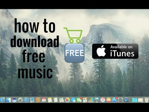 can you download free music on macbook