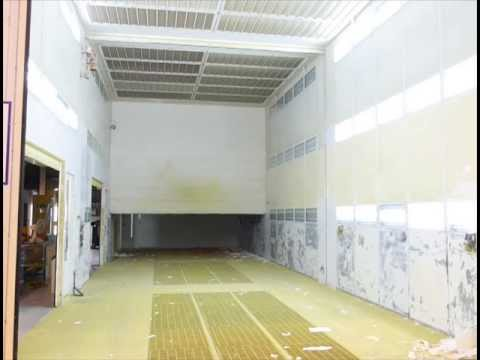 Airbus Operations Ltd Paint Spray Rooms / Baking Ovens