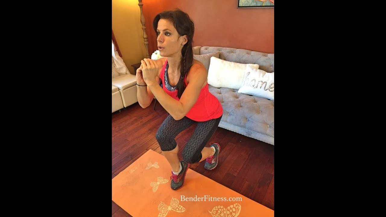 Core And Legs Workout Exercise For Belly Glutes Thighs Full Body Workouts On Pinterest Melissa Bender Circuit Calves