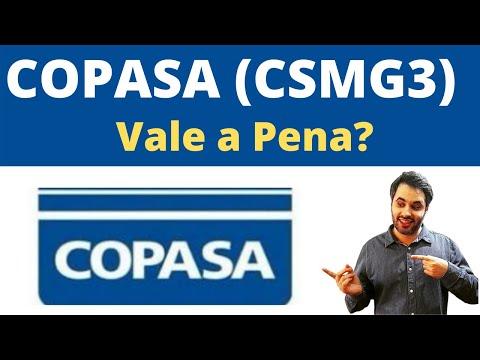 CSMG3 [COPASA] Vale a Pena? [Análise Fundamentalista]