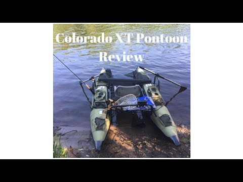 Classic Accessories Colorado XT Pontoon Boat Review And Assembly