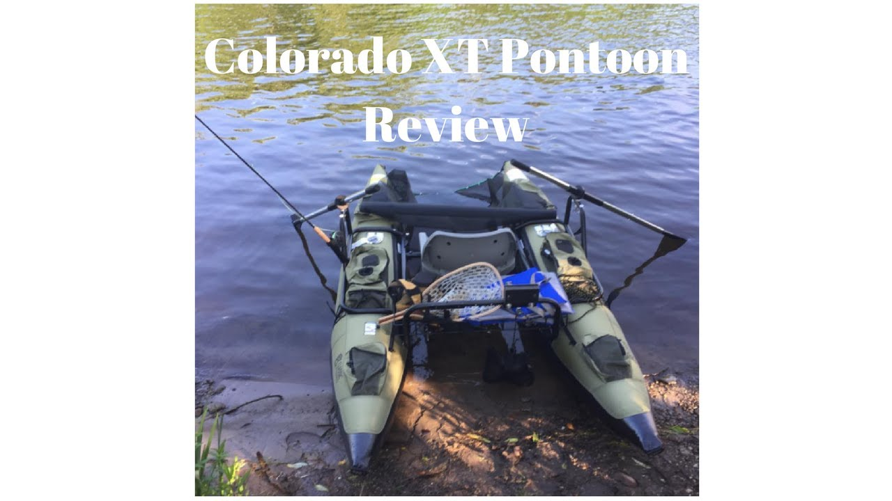 Classic accessories colorado xt pontoon boat review and for Fishing pontoon boat reviews
