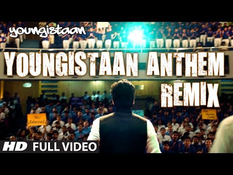Youngistaan Anthem - Remix | Full Video Song | Jackky Bhagnani, Neha Sharma