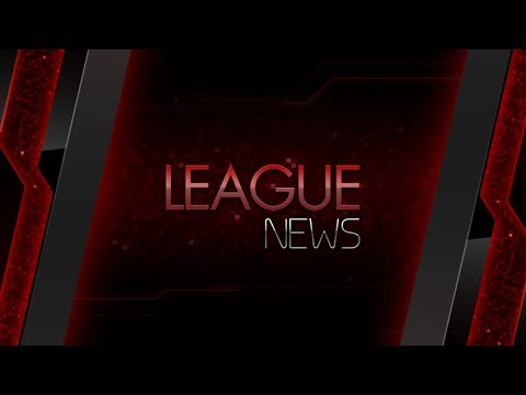 League News: 26/07/2017