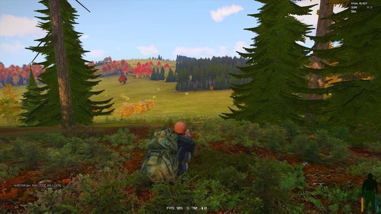 PSY] Arma 3 DayZ Exile Aftermath - New Hud   Daikhlo