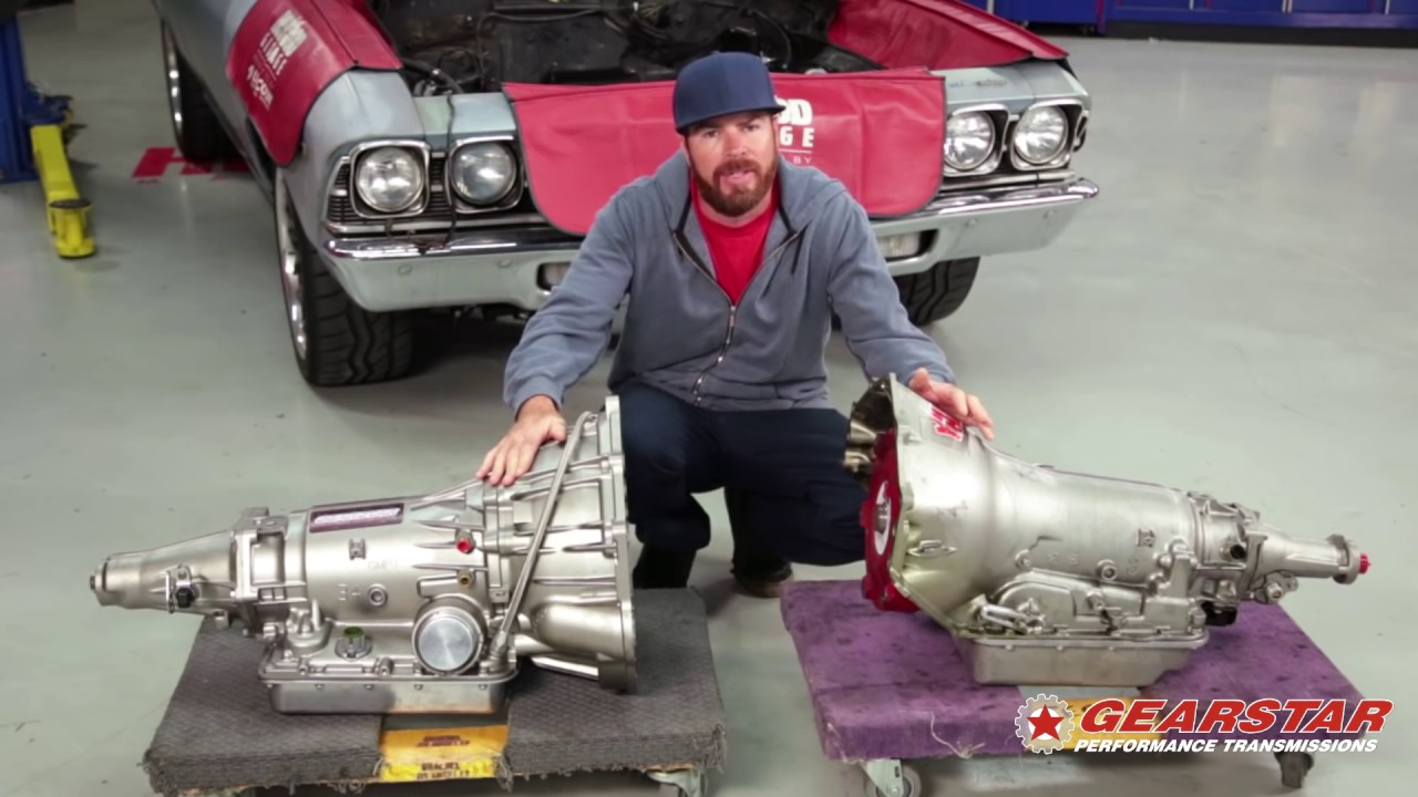 Hot Rod Garage - El Camino LS3 Engine Swap with Gearstar 4L65E