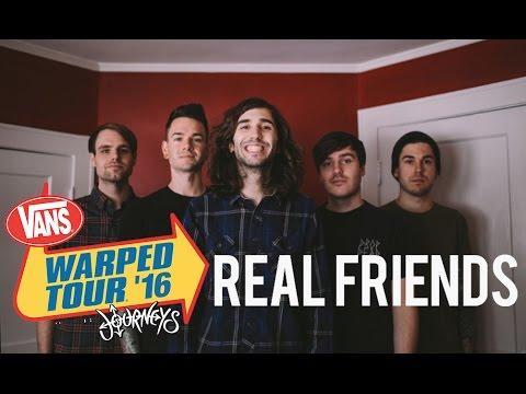 Real Friends - Full Set (Live Vans Warped Tour 2016)