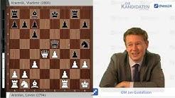 Aronian - Kramnik: DIE Schachpartie des Kandidatenturniers bisher!
