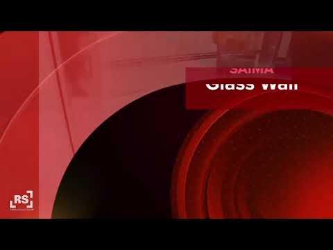 SAIMA Cortina de vidrio blindada alta seguridad RSeguridad