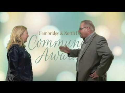 2016 Cambridge & North Dumfries Community Award