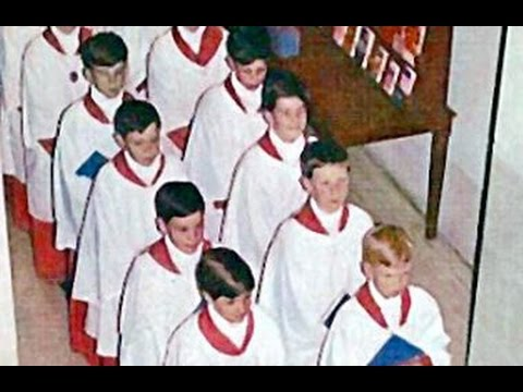 Spine-tingling Anglican chants (Various) - Guildford Cathedral Choir (Barry Rose)