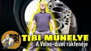 Tibi műhelye: a Volvo-dízel meggyógyítása