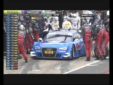 Filipe Albuquerque 2012 - Brands Hatch