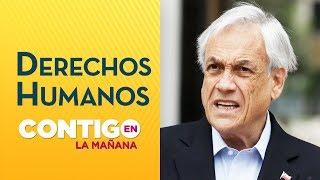 Presidente Piñera y heridos: