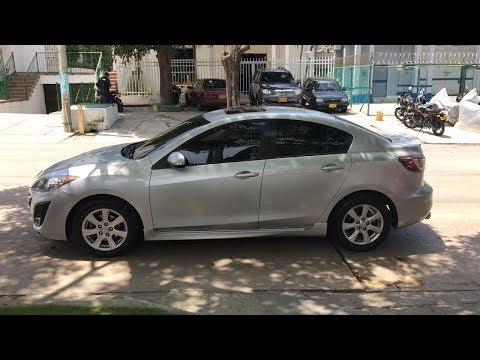 (Vendido) Mazda 3 All New 2012 gris automático