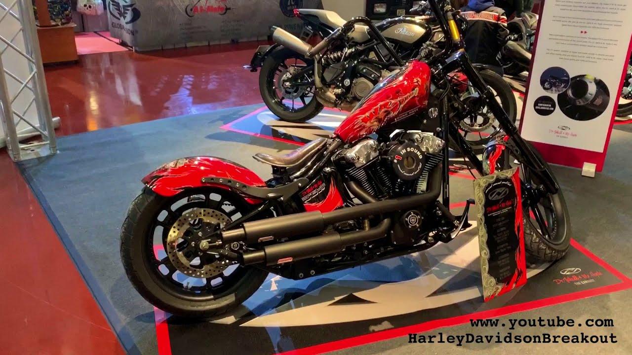 Harley-Davidson Custom Bike Show 2019 Germany (Part 6 ...
